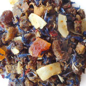Granaatappel Kokos Gojibes thee