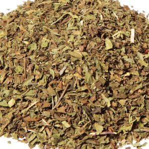 Groene munt thee