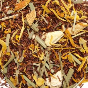 Lemon Orange rooibos thee