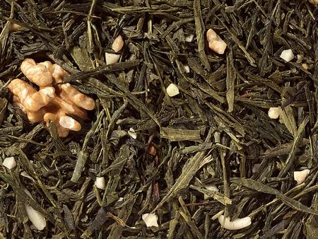 Groene thee walnoot