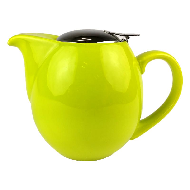 Theepot Chacult 0,9L Groen met filter