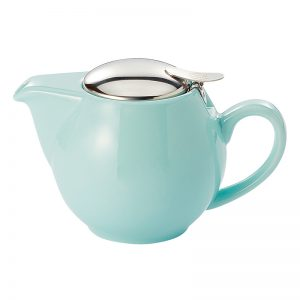 Theepot met filter 0,5L Turquoise